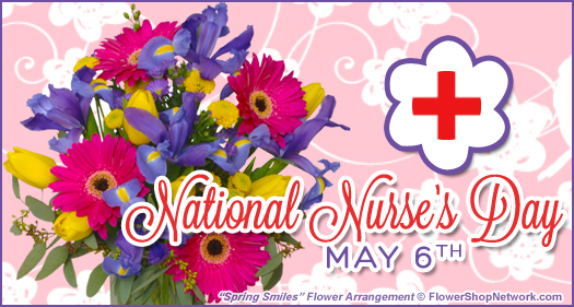 National Nurses Day is May 6th