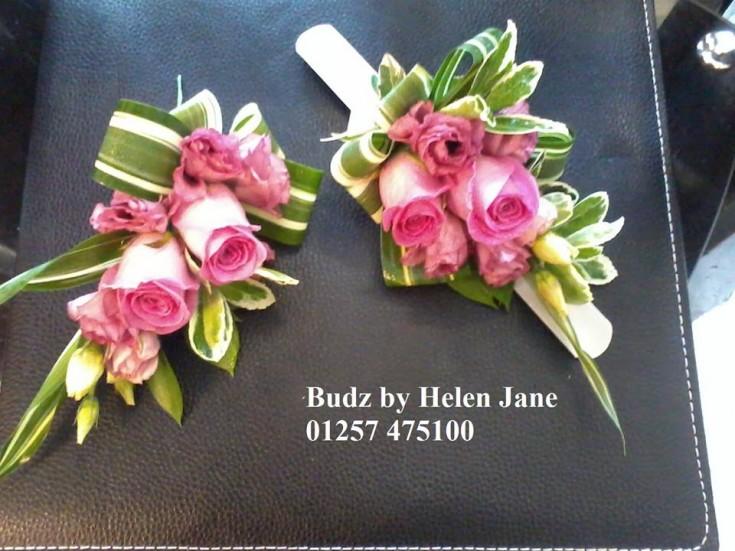 Prom flowers by Budz by Helen Jane, Adlington, Wigan UK