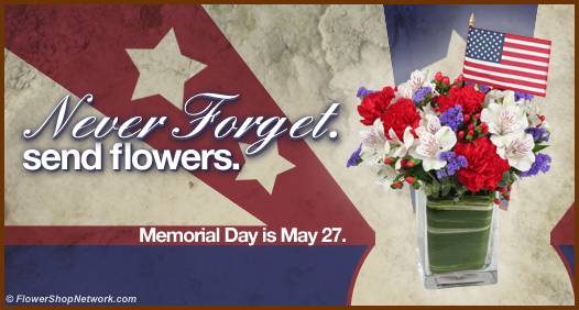 Honor your Veterans in May