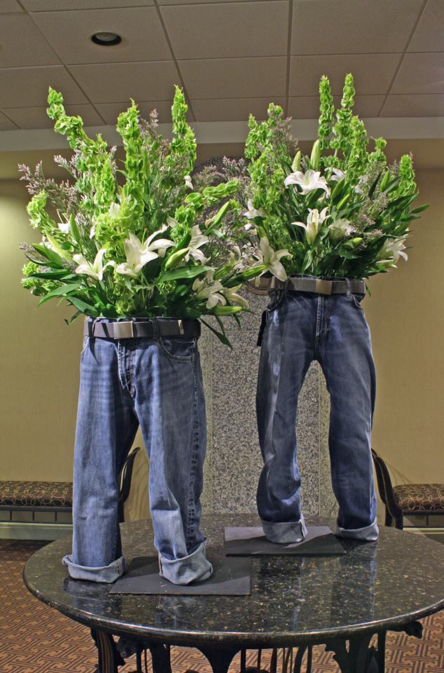 Plants in my Pants by Crossroads Florist, Mahwah NJ