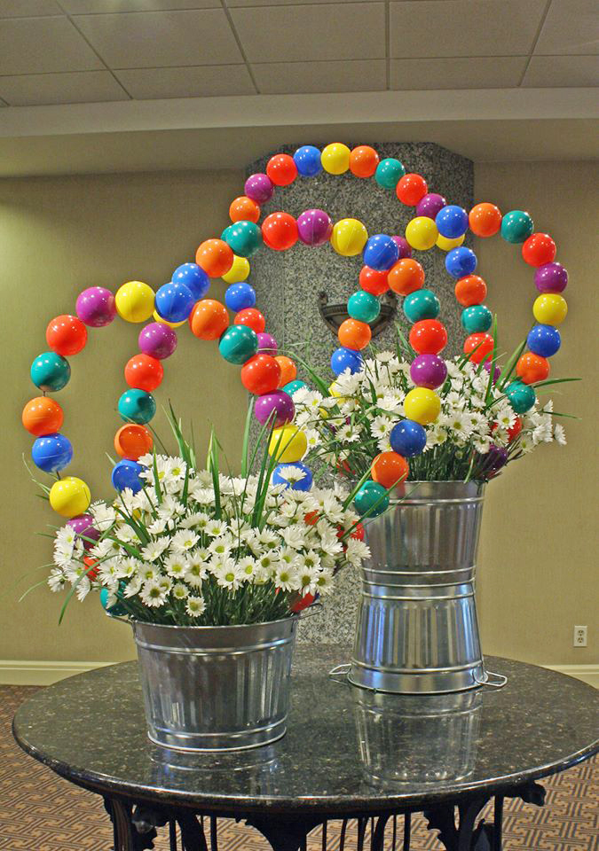 Fun summer flowers by Crossroads Florist, Mahwah NJ