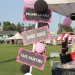 Balloon Animals, Bake Sale, Face Painting
