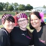 Julie, Mandy & Donna