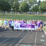 The Survivor Lap - First lap of relay