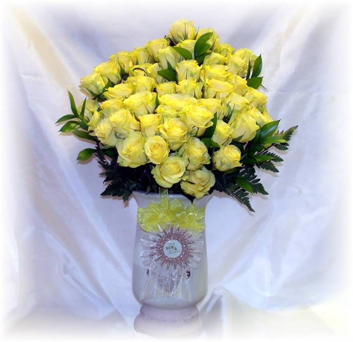 50th Wedding Anniversary Flower Arrangements Wedding Designs