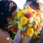 Summer Wedding Bouquet by Banda's Bouquet, Longview WA