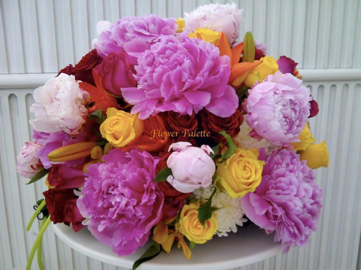 Bouquet by Flower Palette, Abu Dhabi, UAE