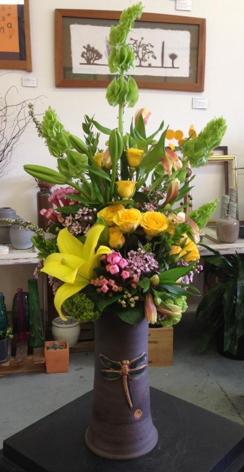 Favorite arrangement by Gaia Flowers, Gifts & Art, Las Vegas NV