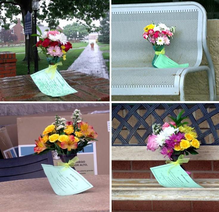 Lonely Bouquets by MaryJane's Berlin NJ
