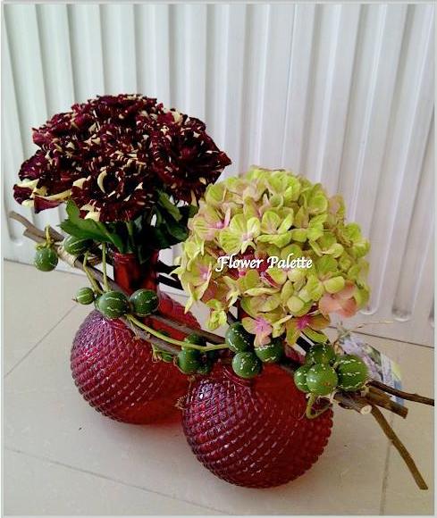 Unique design by Flower Palette, Abu Dhabi UAE