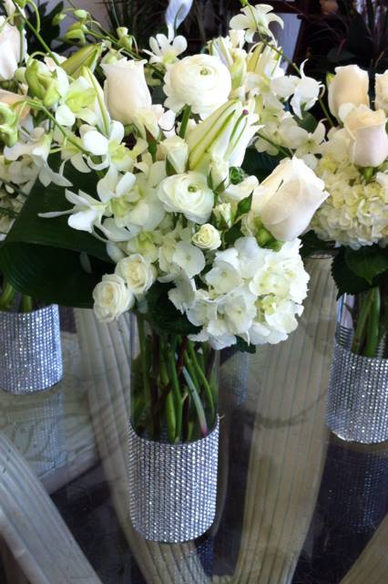 Wedding Arrangement by Flower and More in Fresno, CA