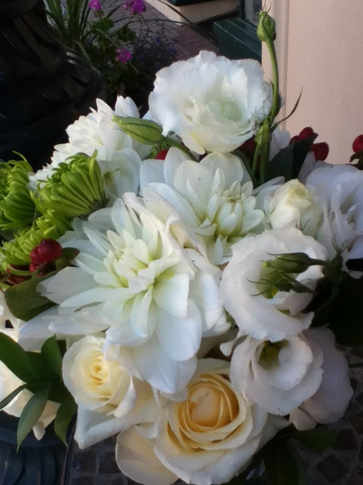 Wedding Bouquet from CR Flowers and Gifts in Bracebridge, ON