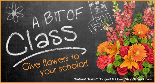 Send Back To School Flowers