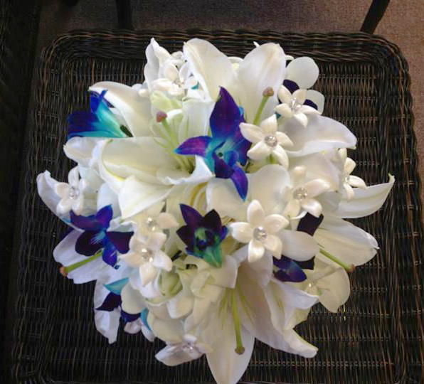A Wedding Bouquet by Flower Boutique, Cherry Hill, NJ