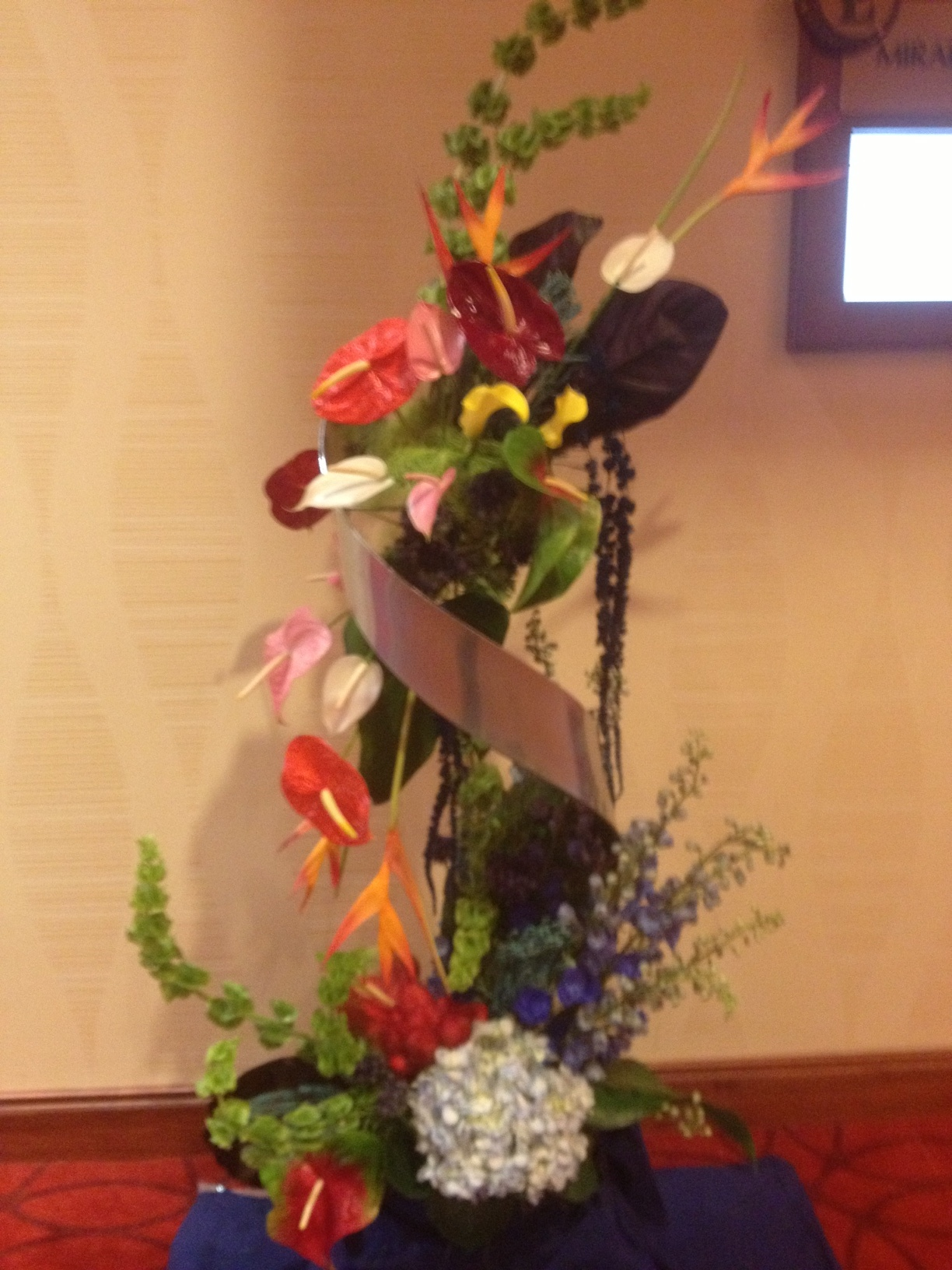 FSN at the Tennessee State Floral Association 2013 Convention
