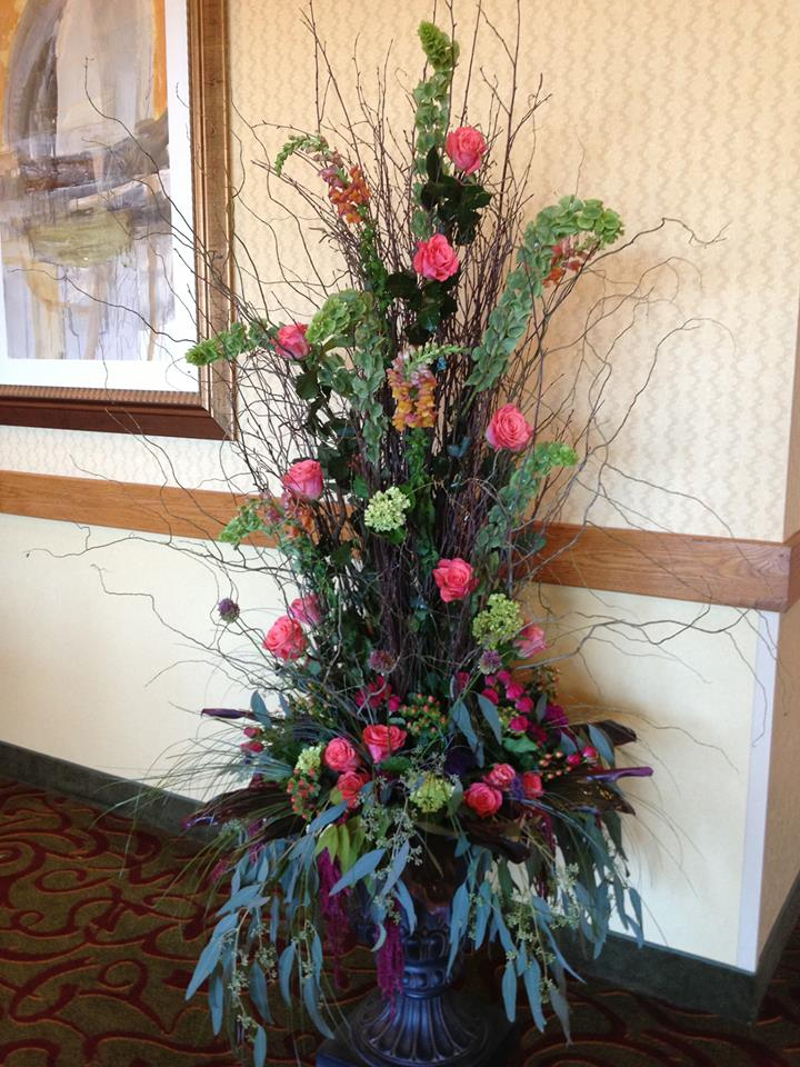 A beautiful arrangement by The Flower Patch & More in Bolivar, MO