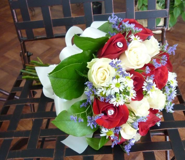 Bouquet from Designs by Sandra in Kearny, NJ
