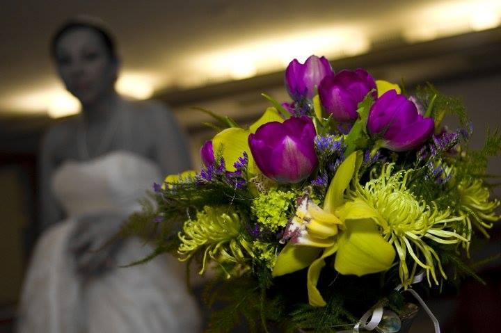 Bridal bouquet by Hobby Hill Florist in Sebring, FL