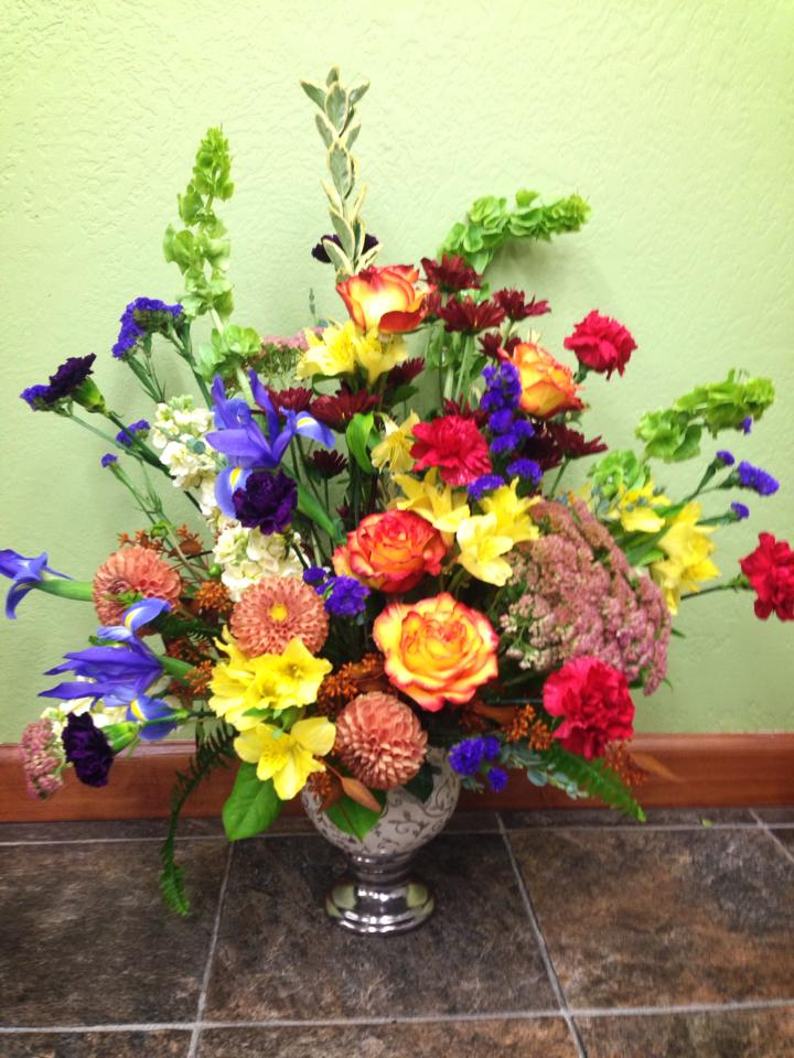 Excellent arrangement by Libby Floral & Gift in Libby, MT