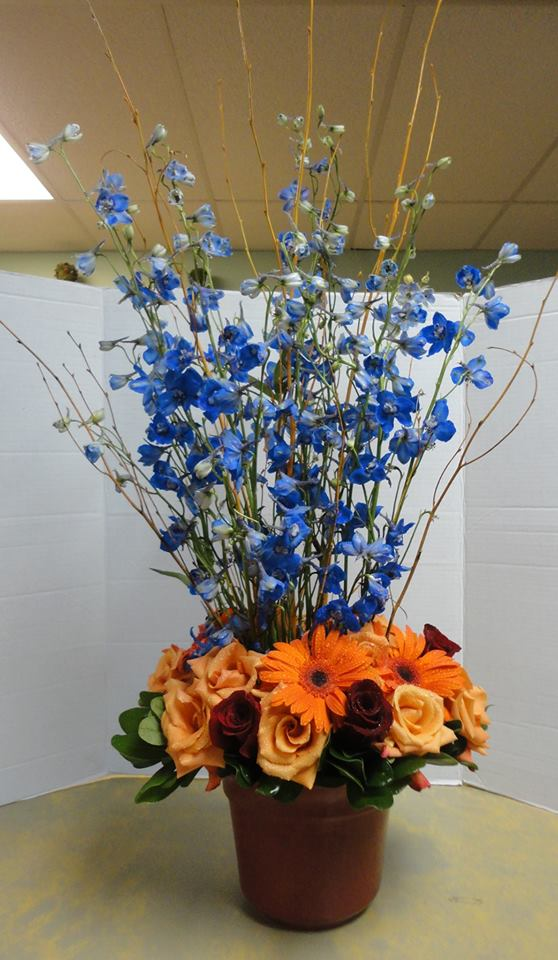 Tremendous arrangement by Flowers by Flowers, Inc. in Parkville, MD