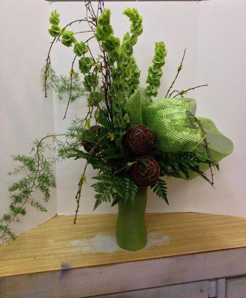 A creative mix from Bentley Florist in Burton, MI