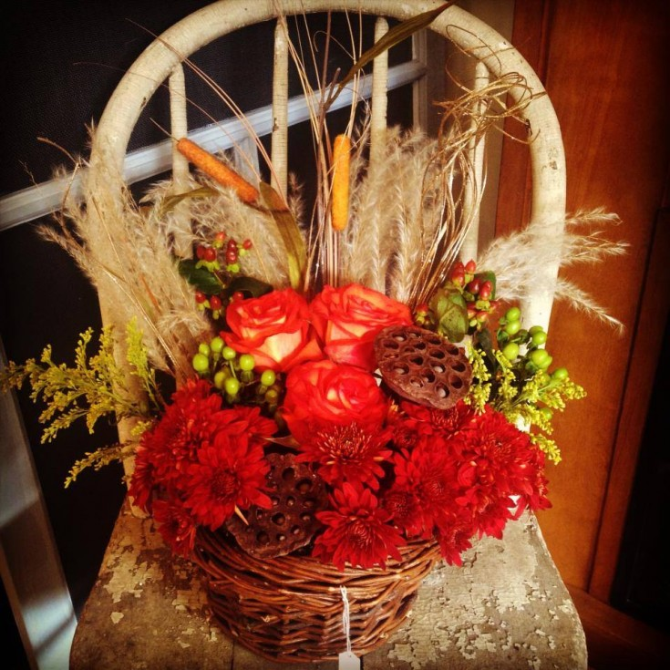 A lovely arrangement from Stockton Floral & Gifts in Stockton, IL