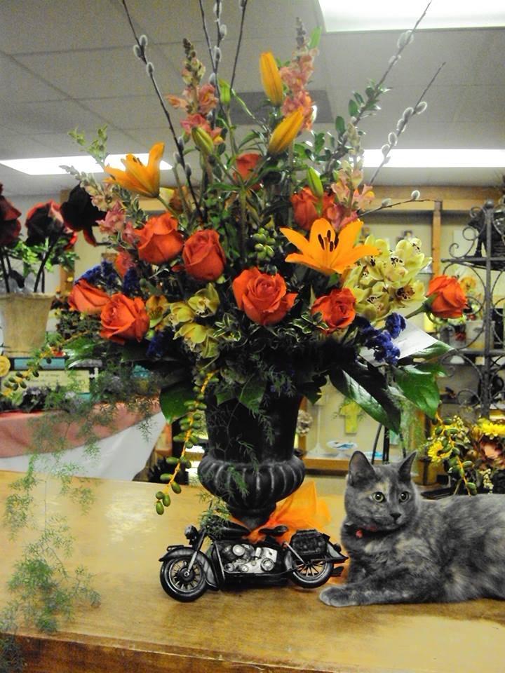 Amazing arrangement fro Forget-Me-Not Flowers and Gifts in Chandler, TX