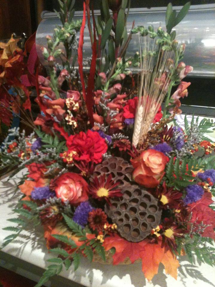 An excellent arrangement from Scentsations Flowers & Gifts in Bristol, VT