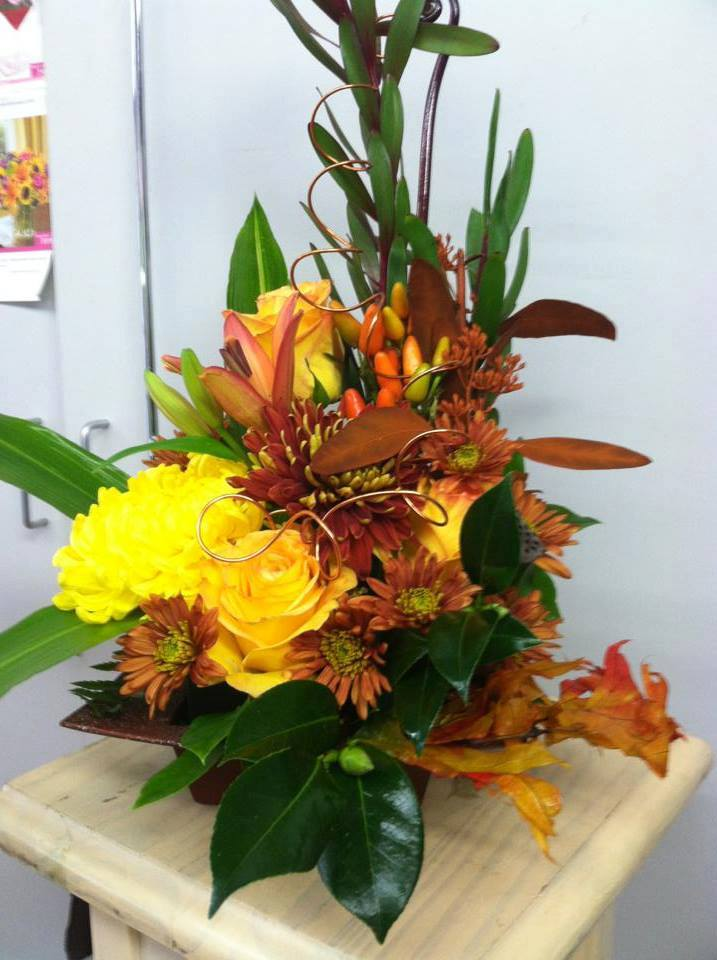 Autumn's Zen from Sassy Flowers in Rexburg, ID