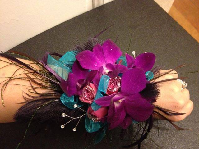 Corsage from Jocelyn's Floral, INC in Cedar City, UT