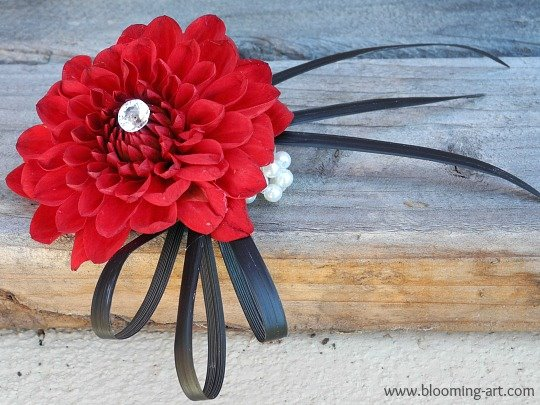 Homecoming Corsage from Blooming Art Floral Design in San Diego, CA