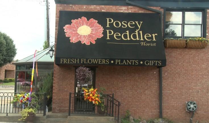 Posey Peddler Flowers