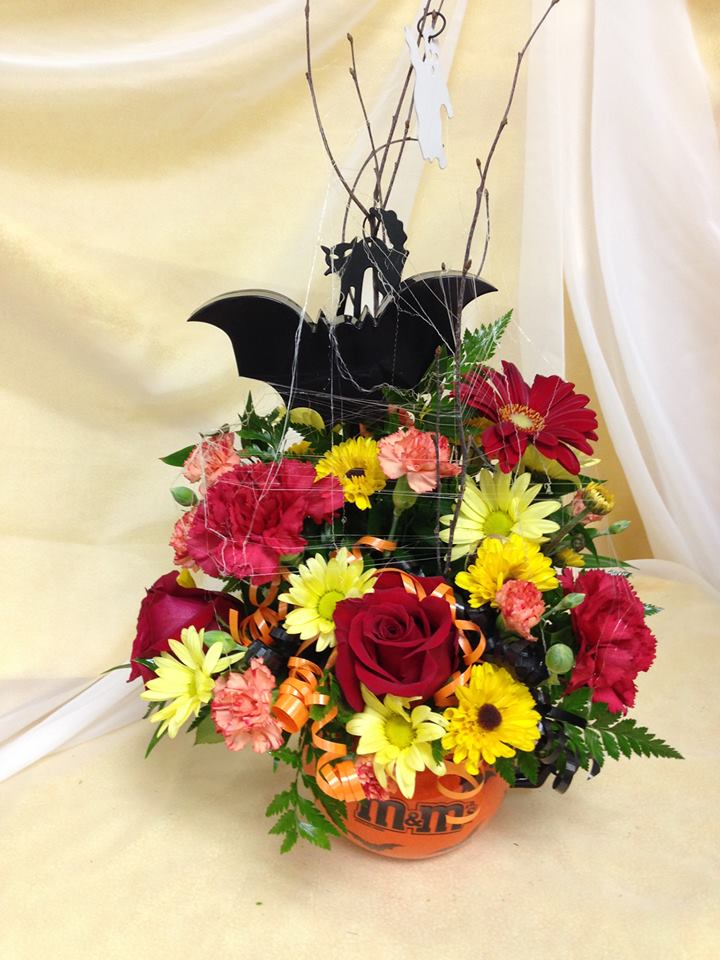 Spooky Treat for Halloween from Michele's Floral and Gifts in Copperas Cove, TX