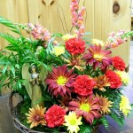 Stunning-funeral-arrangement-from-Coles-Flowers-Inc.-in-Middlebury-VT