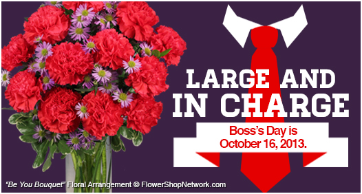 5 Floral Gift Ideas For 5 Different Boss Types