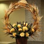 Amazing arrangement from Tom Kenisdon AIFD of Crossroads Florist in Mahwah, NJ