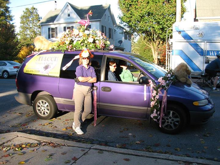 Homecoming flowers by ABloom, Walkersville MD