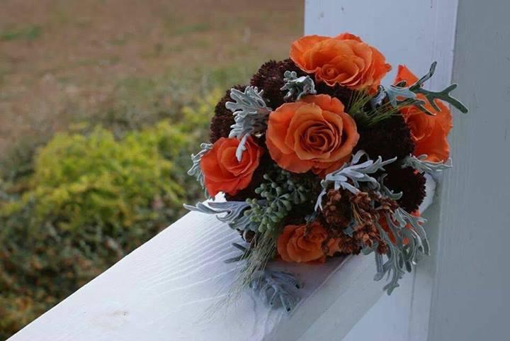 Wedding Flowers by Oran's Flower Shop