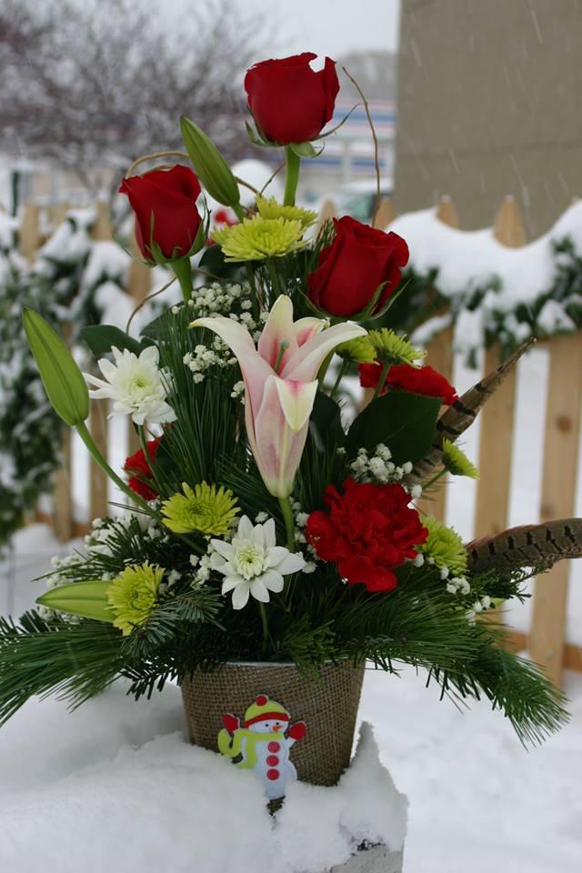 A gorgeous arrangement from Flowrama Minneapolis in Minneapolis, MN