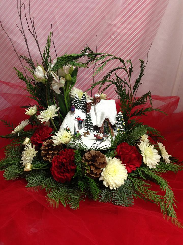 A tiny cottage by Michele's Floral and Gifts in Copperas Cove, TX