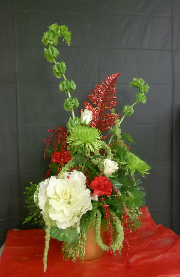 Gorgeous design by Klamath Flower Shop in Klamath Falls, OR