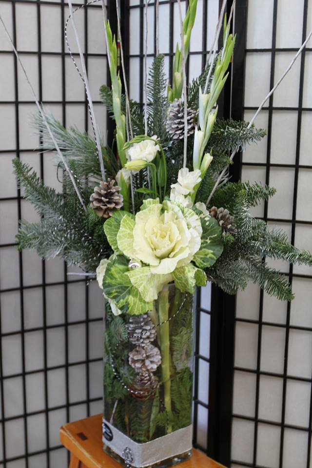 Lovely arrangement from Sassy Floral and Design in Saint Anthony, ID