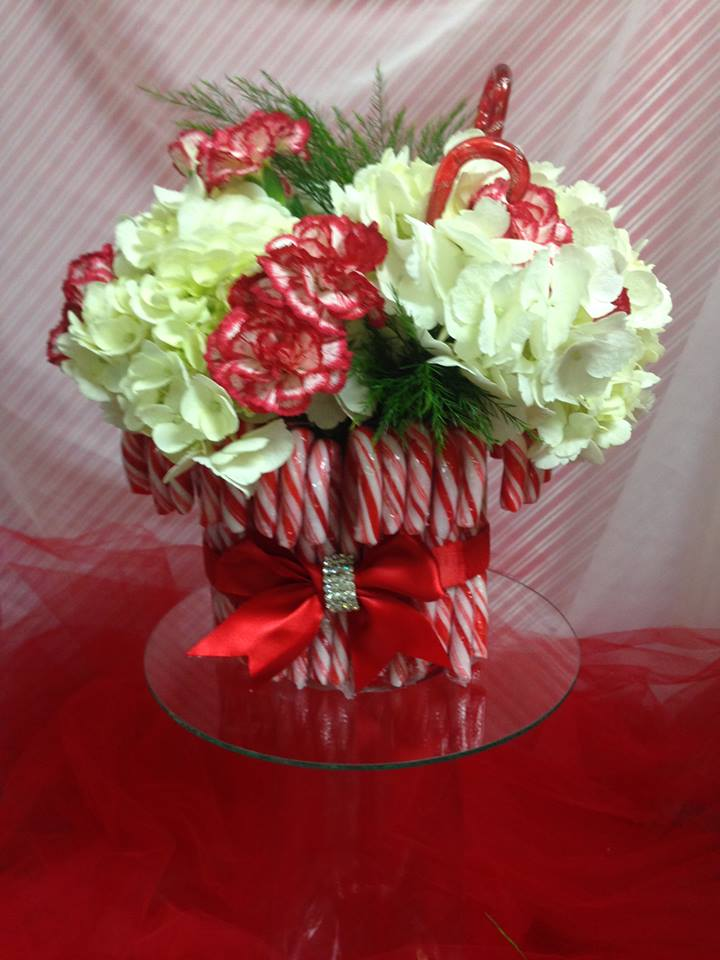 Sweet arrangment from Michele's Floral and Gifts in Copperas Cove, TX
