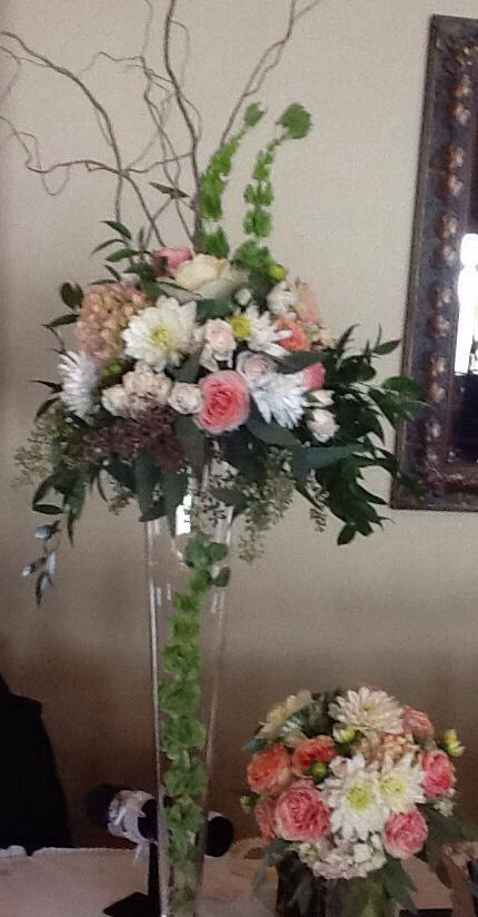 A creative piece from Tattered Leaf Designs Flowers & Gifts in Lyons, WI