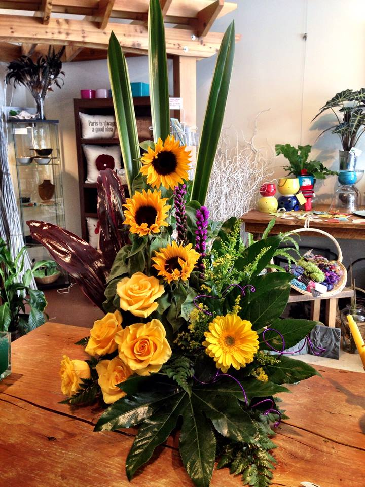 Beauty in yellow from Petals in Thyme in Wasaga Beach, ON