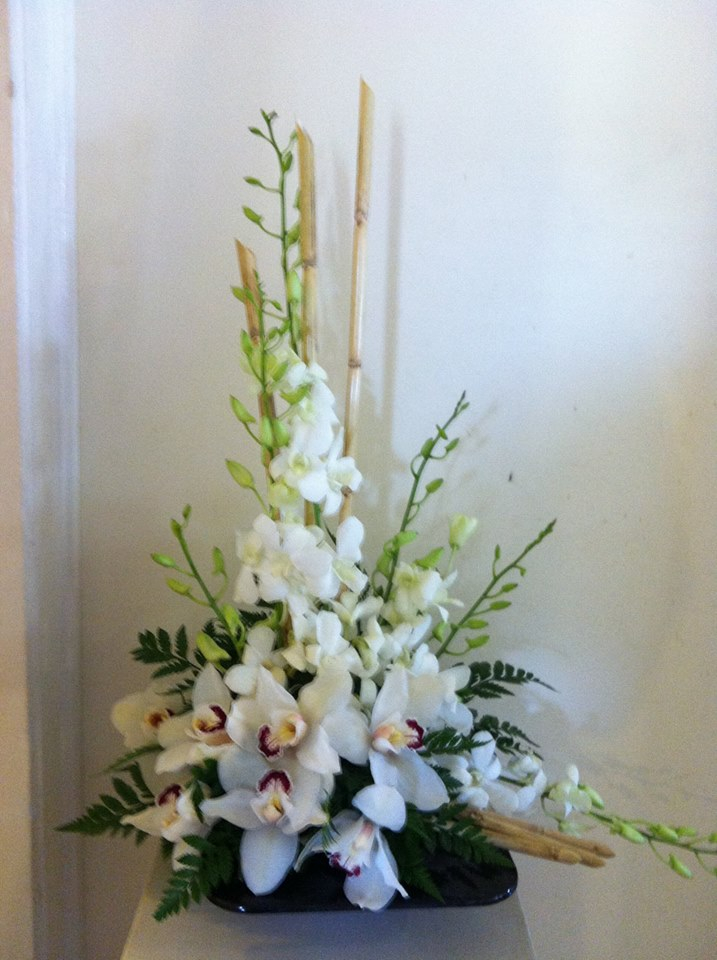 Creative design from The Cottage Florist in Riverview, FL