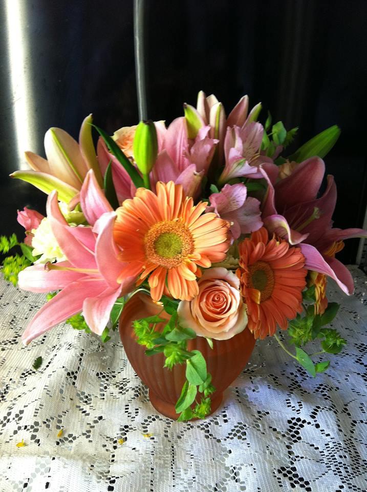 Floral elegance from The Cottage Florist in Riverview, FL