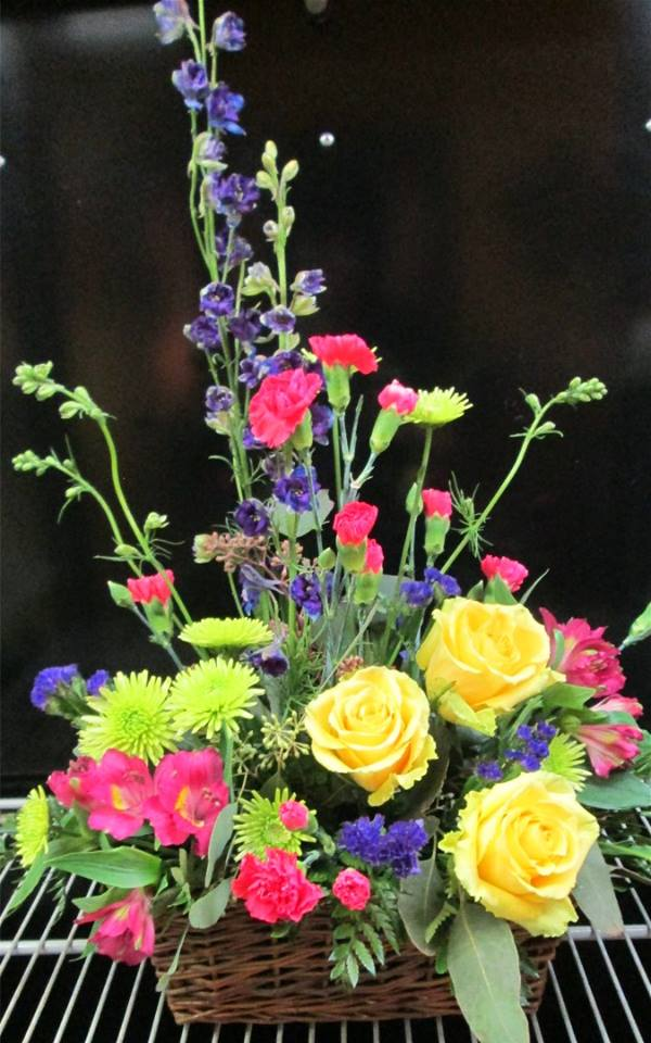 Gorgeous arrangement by Inspirations Floral Studio in Lock Haven, PA