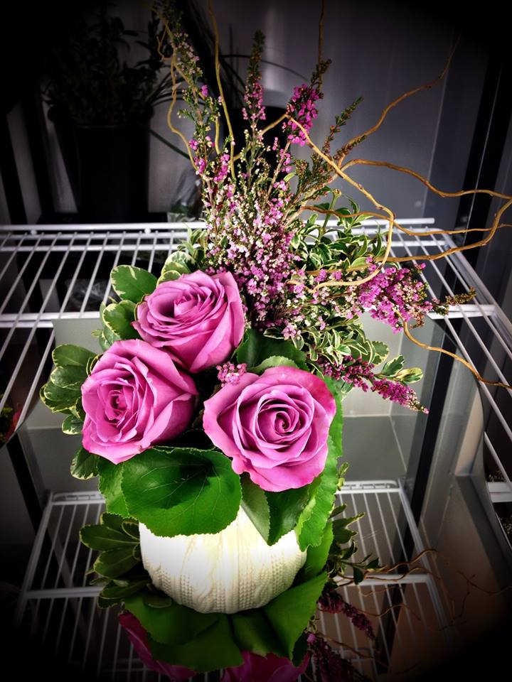 Gorgeous design by Petals in Thyme of Wasaga Beach, ON
