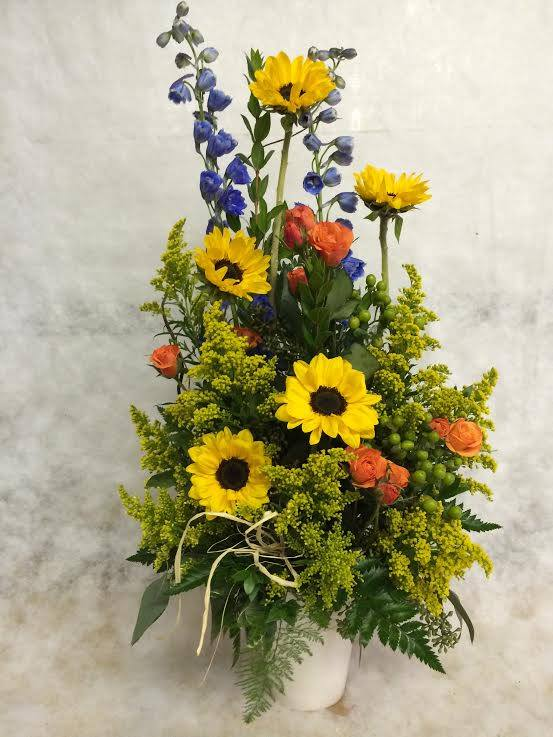 Longing for spring with Hobby Hill Florist in Sebring, FL